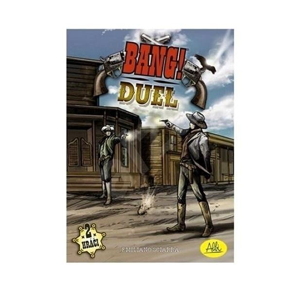 Bang! - Duel - Karetní hra
