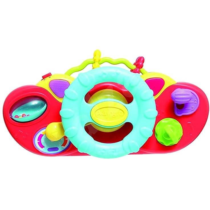 Playgro – Volant se zvuky - Interaktivní hračka