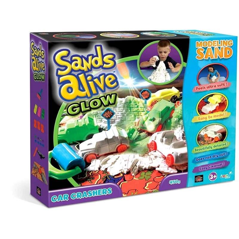 Sands Alive! Set Bouračka - Herní set