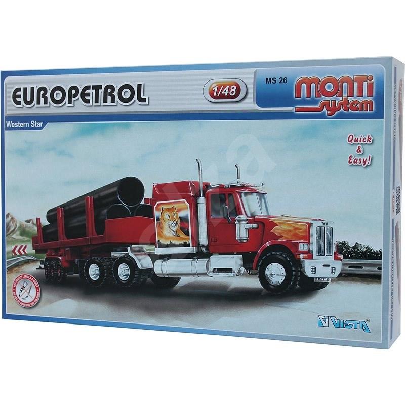 Monti System MS 26 – Europetrol - Stavebnice