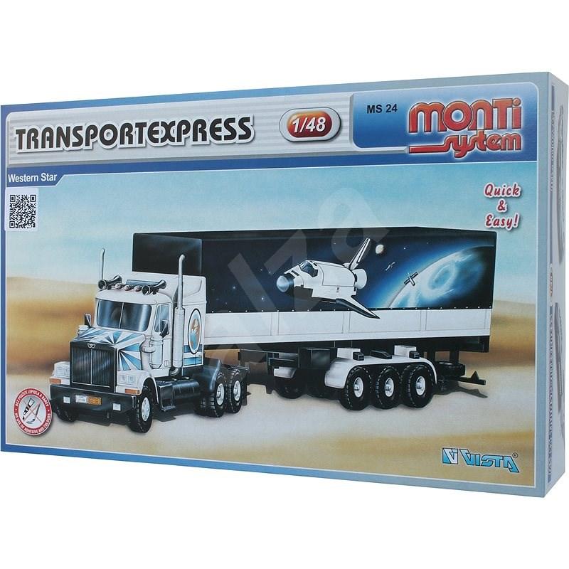 Monti System MS 24 – Transportexpress - Stavebnice