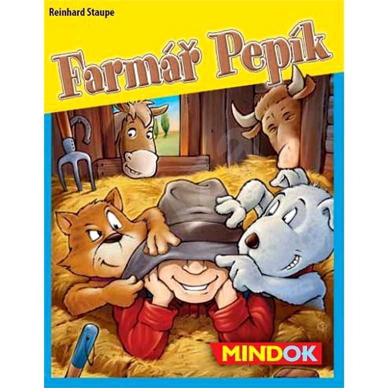 Farmář Pepík - Společenská hra