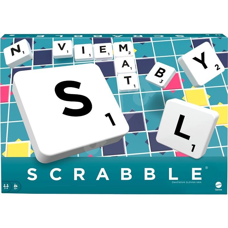 Scrabble Originál SK - Společenská hra