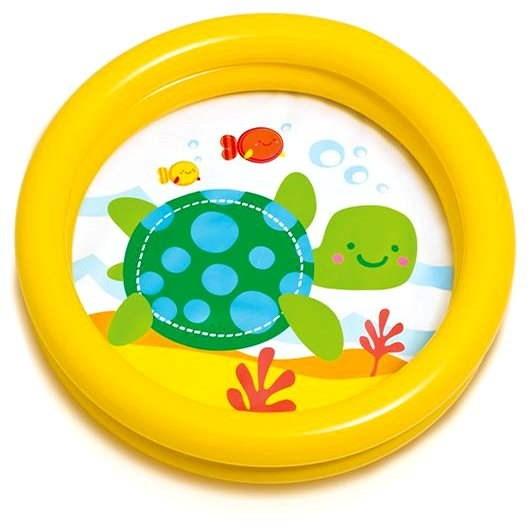 Intex Bazén Baby s želvou - Nafukovací bazén