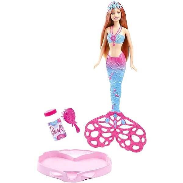Barbie - Bublinková mořská panna - Panenka