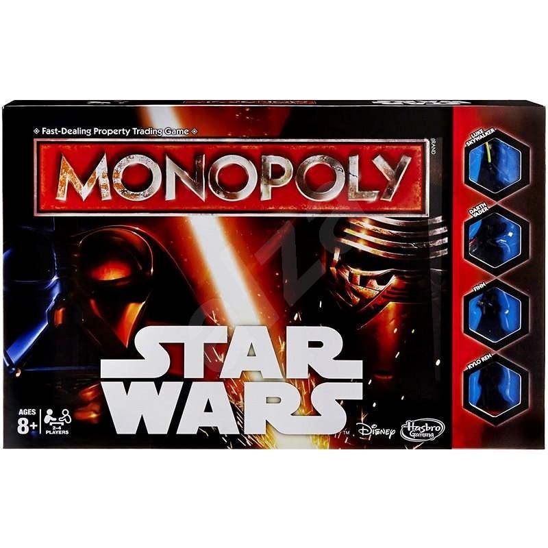 Monopoly Star Wars - Společenská hra