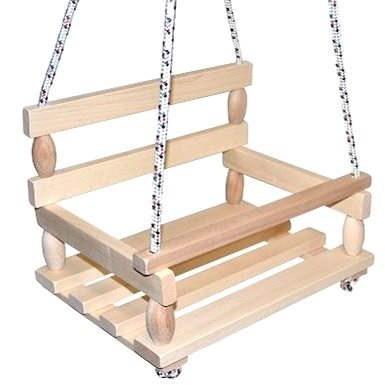 Wiky dřevěná houpačka - Houpačka