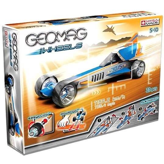 Geomag - Wheels B - Magnetická stavebnice