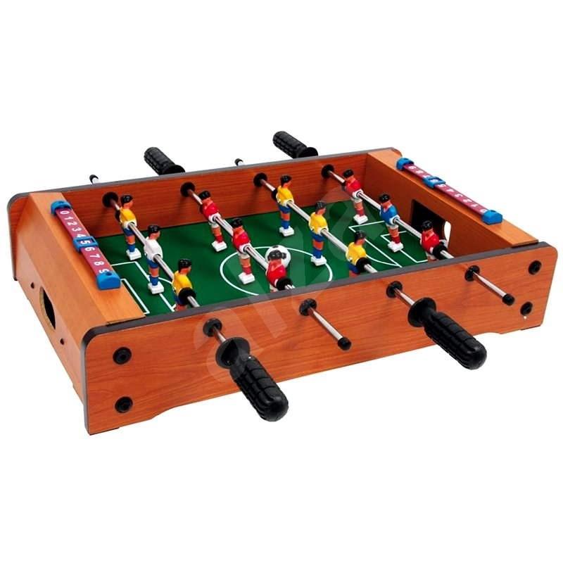 Dřevěné hry - Stolní fotbal Poldi - Společenská hra