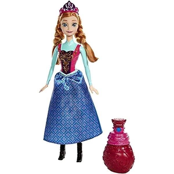 Ledové království - Princezna Anna  - Panenka