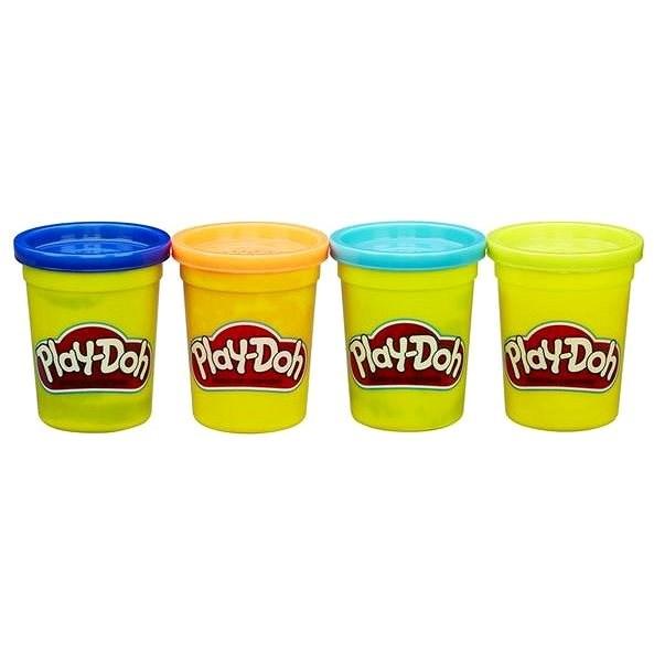 Play-Doh - Balení tub - Vyrábění pro děti