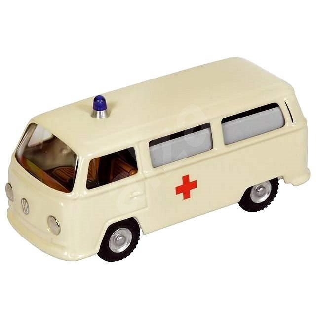 Kovap Volkswagen ambulance - Kovový model