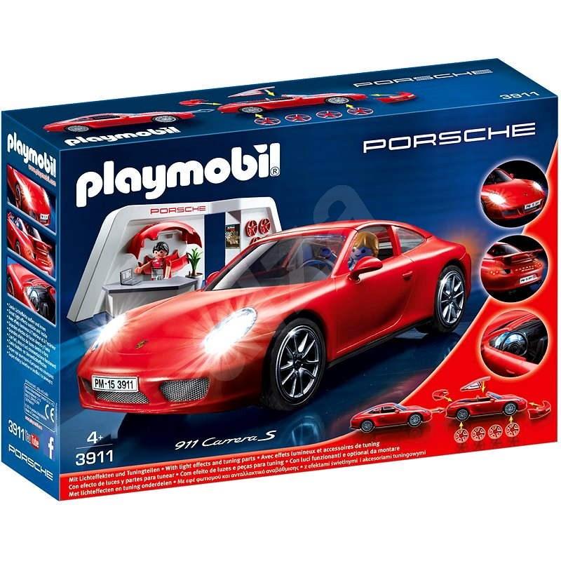 Playmobil 3911 Porsche 911 Carrera S - Stavebnice
