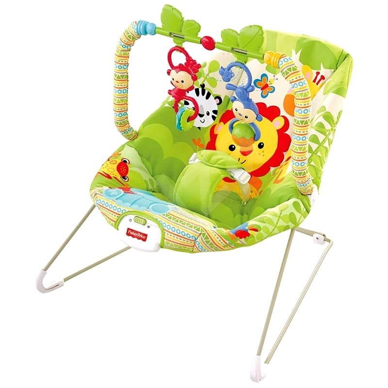 Fisher Price - Sedátko Rainforest - Dětské sedátko