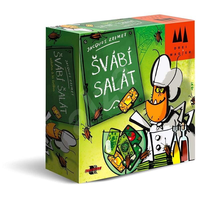 Švábí salát - Karetní hra