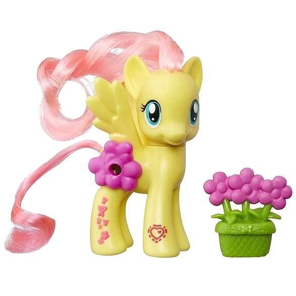 My Little Pony - Fluttershy s magickým okénkem - Figurka