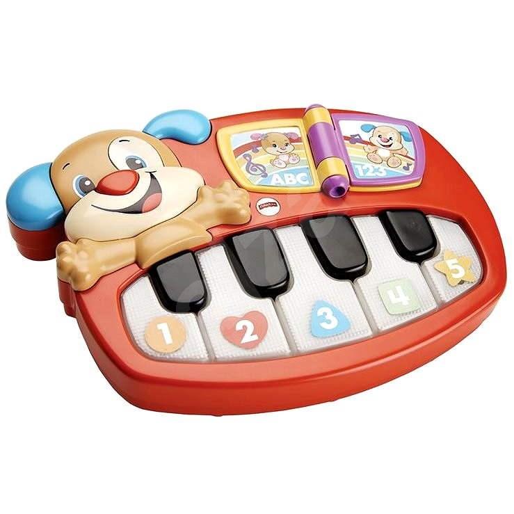 Fisher-Price - Psíkovo piáno SK - Interaktivní hračka