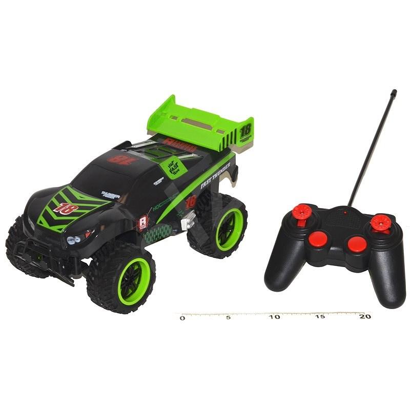 Wiky Fast Thunder teréňák se svítícími koly - RC auto na dálkové ovládání