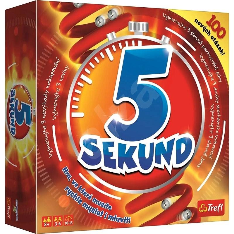 5 Sekund společenská hra - Společenská hra