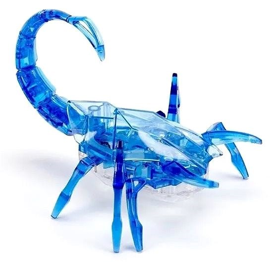 Hexbug Scorpion modrý - Mikrorobot