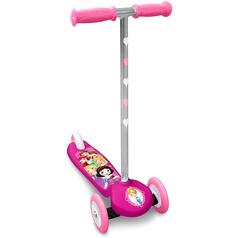 Buddy Toys BPC 4123 Koloběžka Princess - Koloběžka