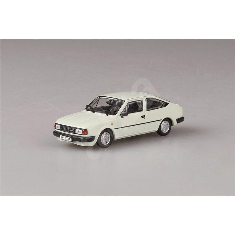 Abrex Škoda Rapid 136 (1987) 1:43 - Bílá Ledová - Auto