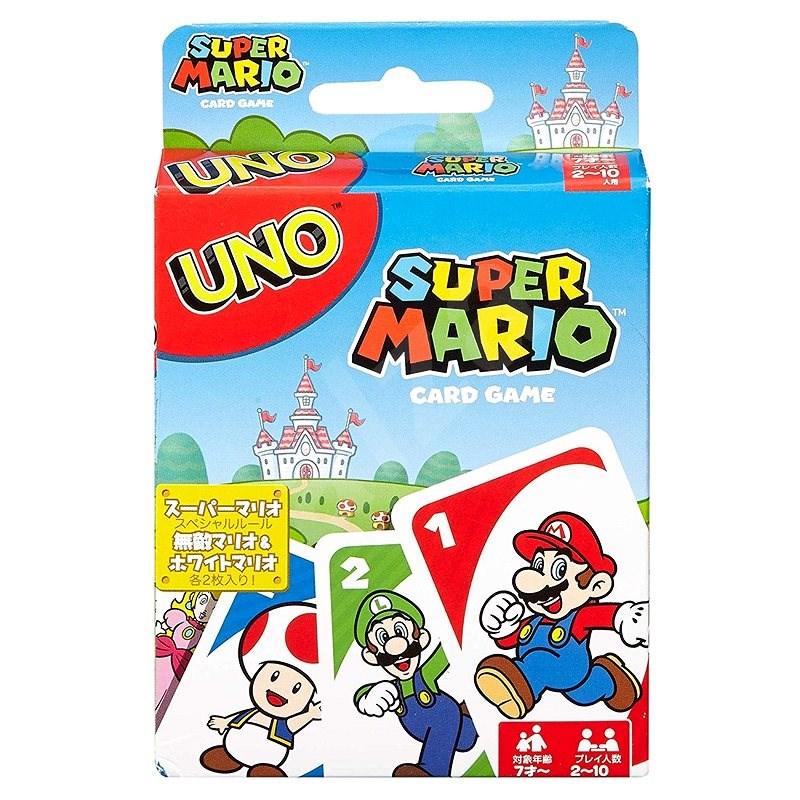 UNO Super Mario - Karty