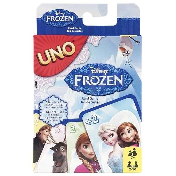 UNO Ledové království 2 - Karty