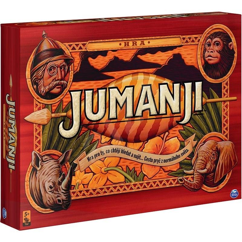 Jumanji CZ - Společenská hra