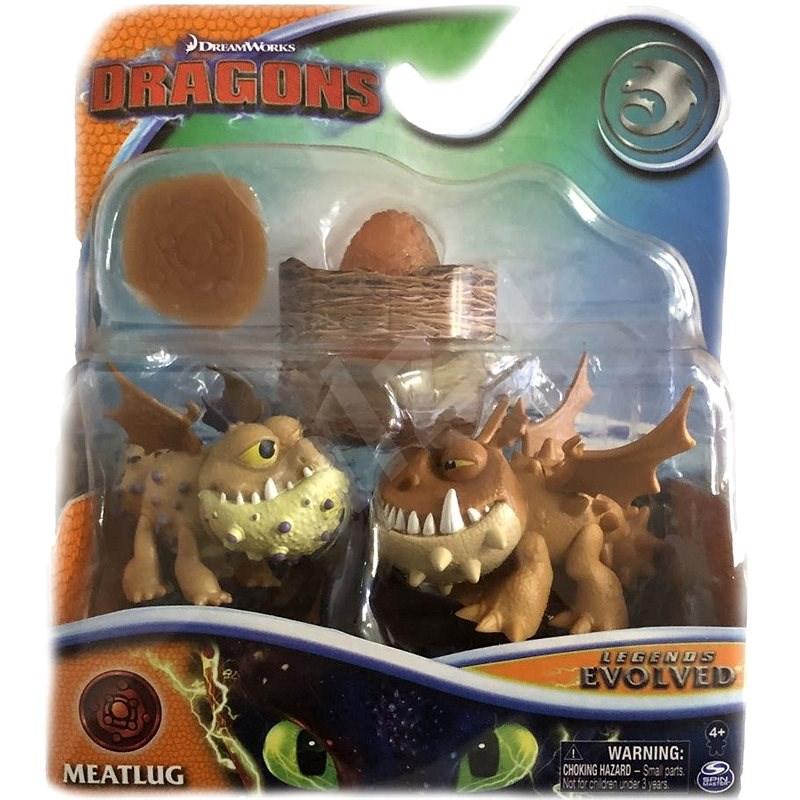 Draci evoluční balení - Meatlug - Figurky