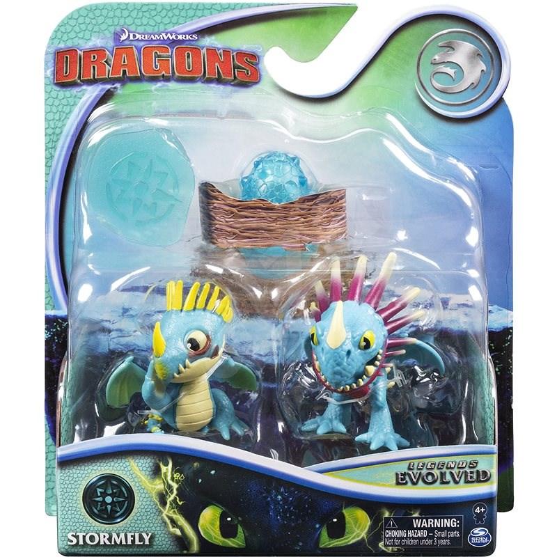 Draci evoluční balení - Stormfly - Figurky