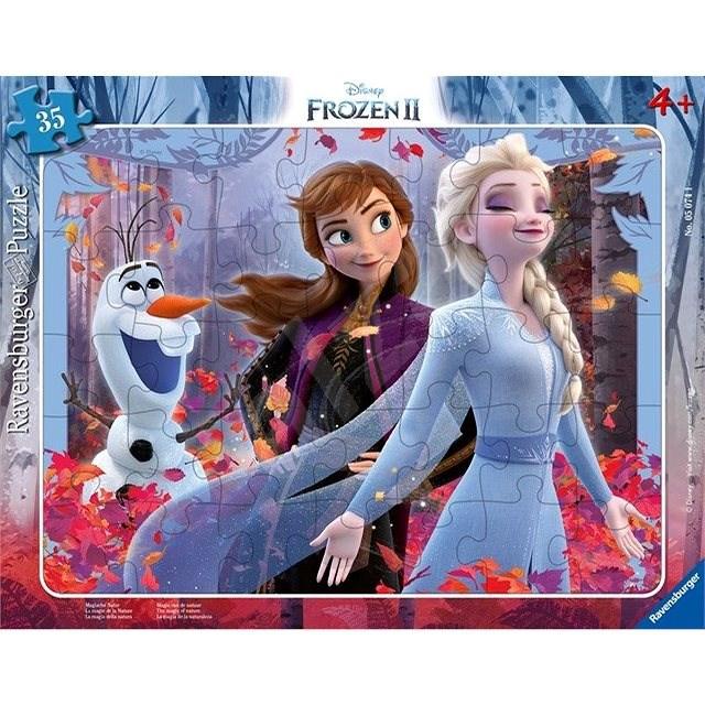 Ravensburger 050741 Disney Ledové království - Puzzle