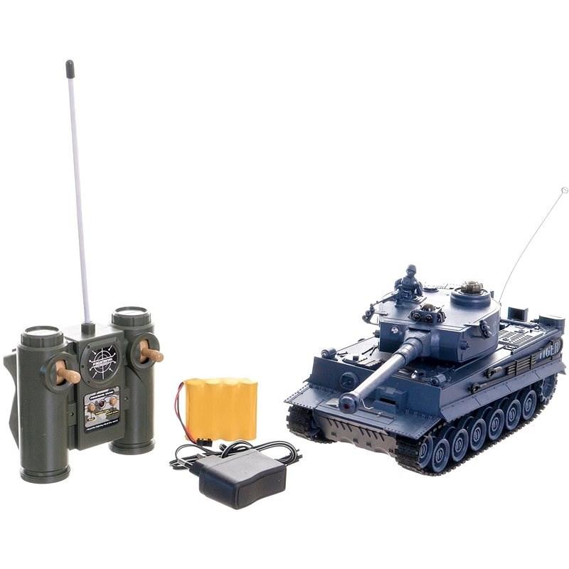 Tank RC TIGER I 40MHz - RC model