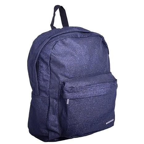 Lanno Graphics  Sparkling QC night blue - Městský batoh