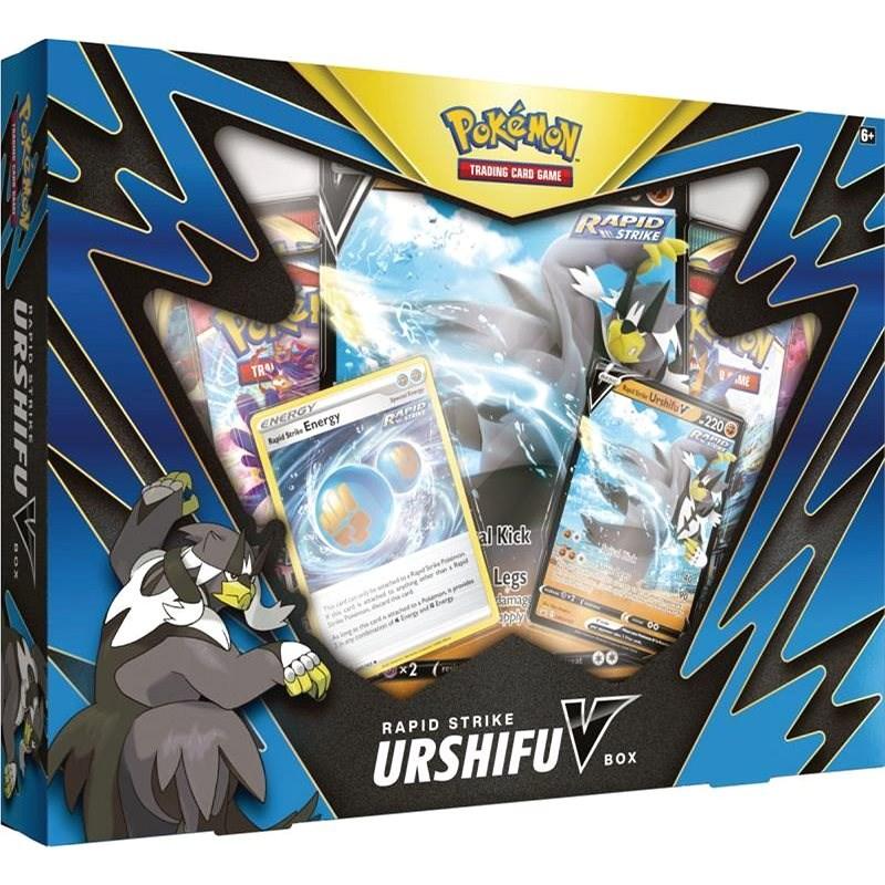Pokémon TCG: MARCH V BOX EN - Karetní hra