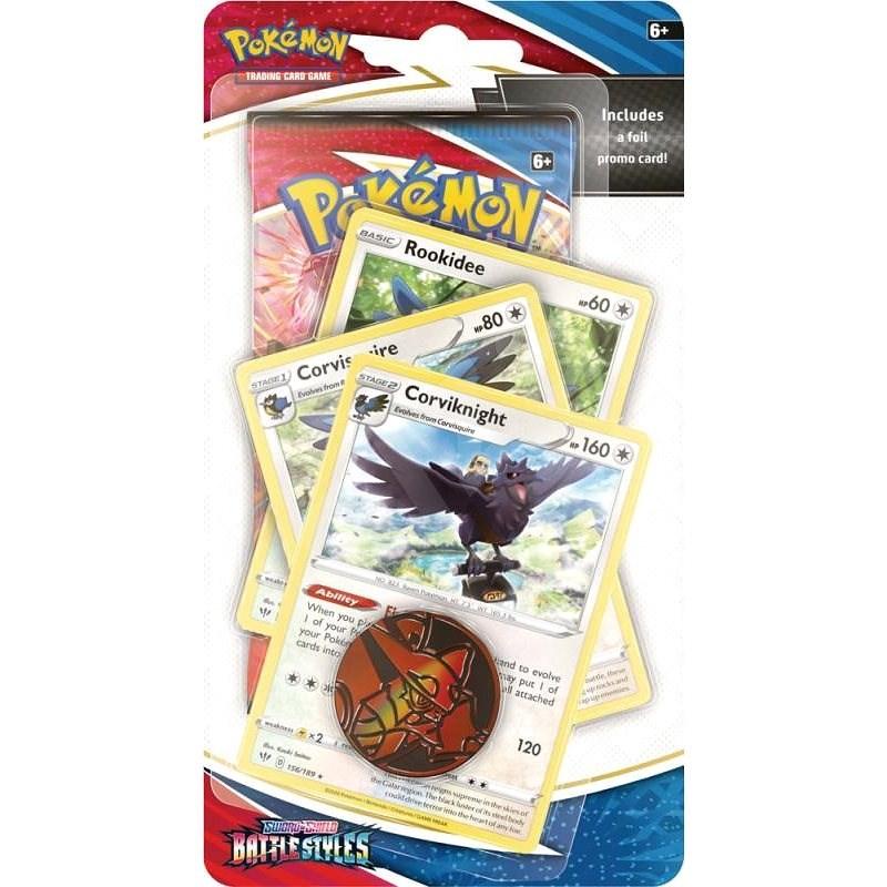 Pokémon TCG: SWSH05 - Premium Checklane Blister - Karetní hra