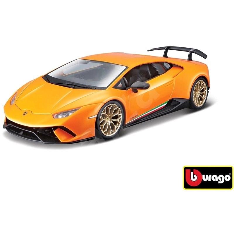 Bburago Lamborghini Huracan Performance Orange - Model auta