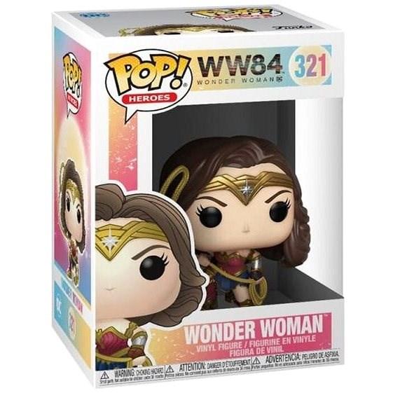 Funko POP: Wonder Woman 1984 - Wonder Woman - Figurka