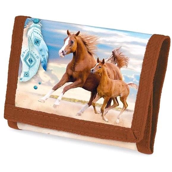 Peněženka Koně - Dětská peněženka