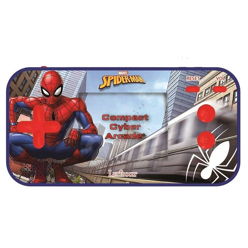 Lexibook Spider-Man Konzole Arcade - 150 her - Herní set