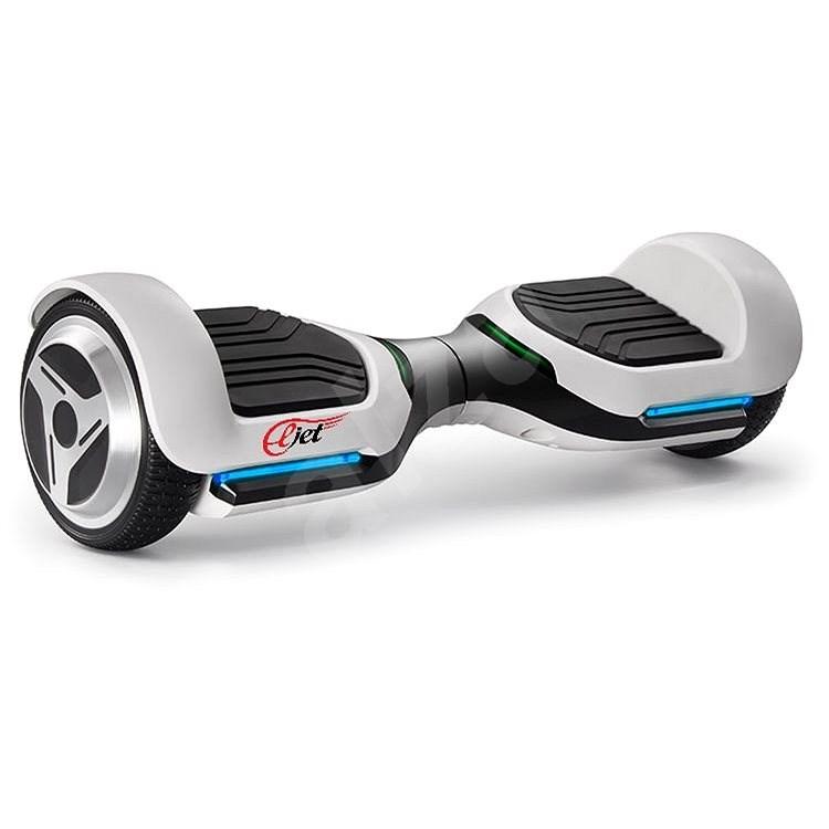 Kolonožka Street Bílá E1 - Hoverboard