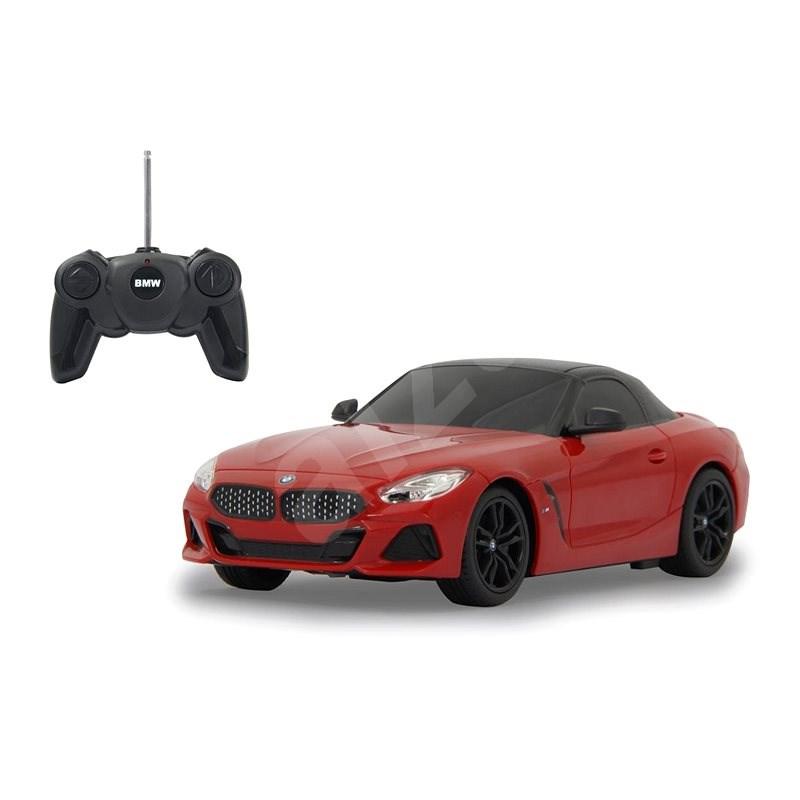 Jamara BMW Z4 Roadster 1:24 27MHzčervené - RC auto na dálkové ovládání