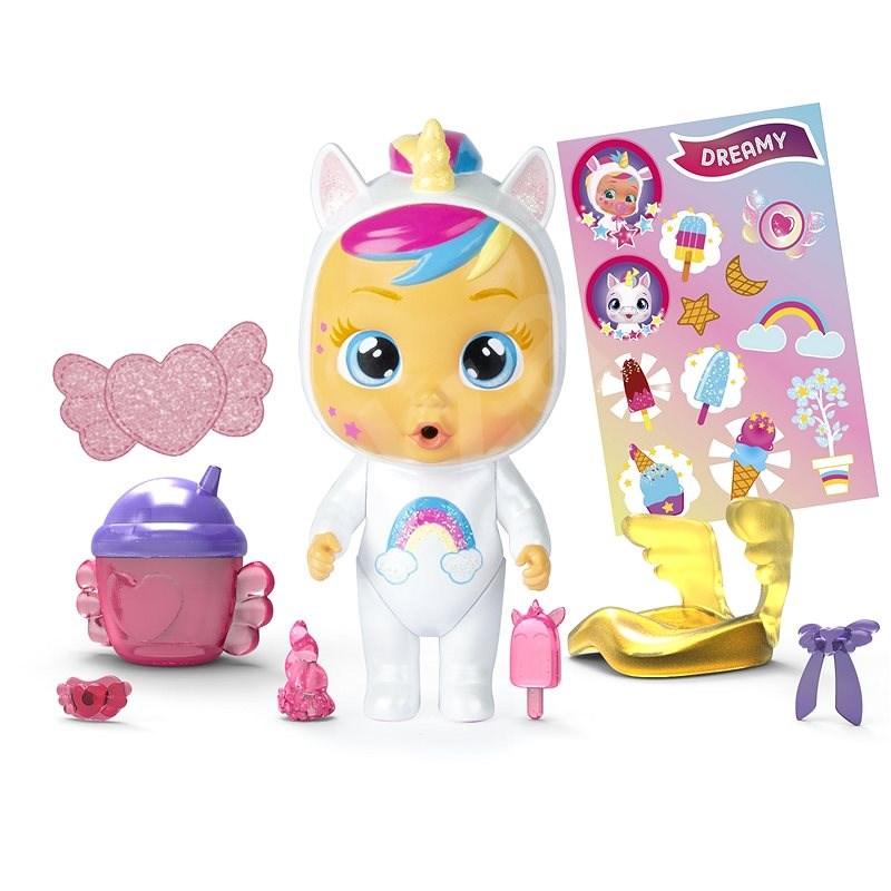 Cry Babies Magic Tears Fantasy Paci House MIX 1 - Domeček pro panenky