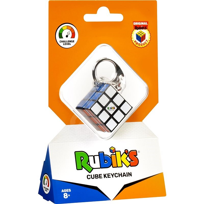 Rubikova kostka 3x3x3 přívěšek - série 2 - Hlavolam