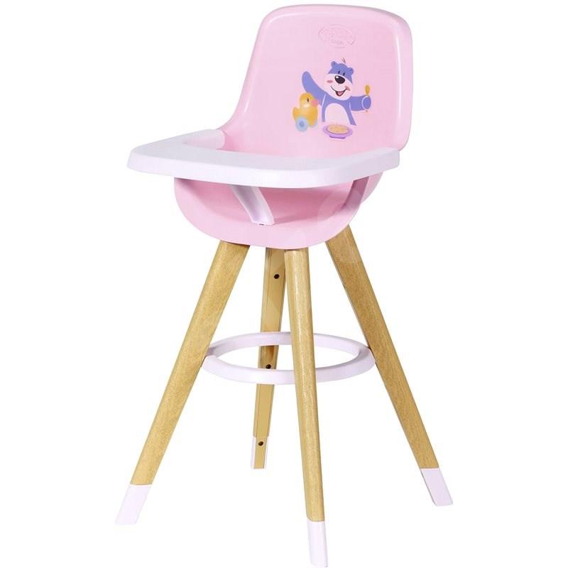 BABY born Jídelní židlička - Doplněk pro panenky