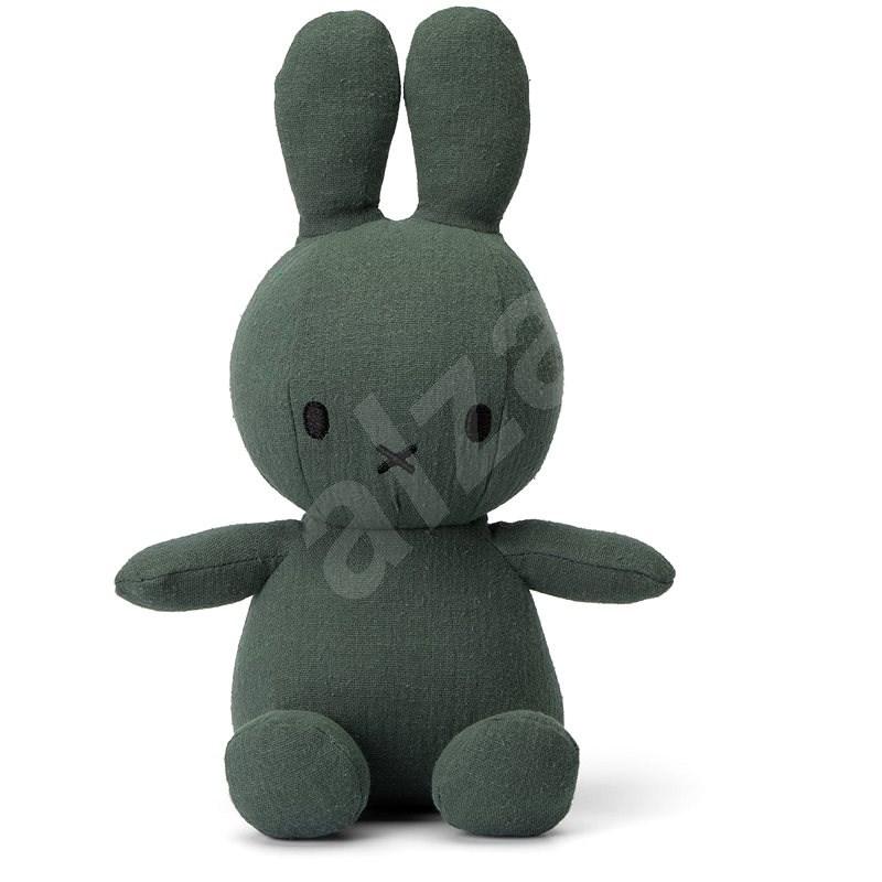 Miffy Sitting Mousseline Green 23cm - Plyšák