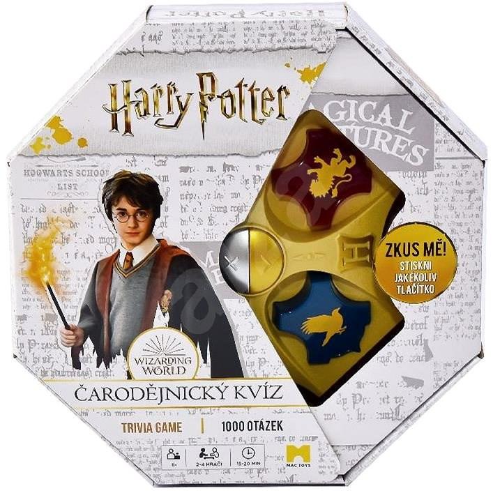 Harry Potter - kouzelnický kvíz - Společenská hra