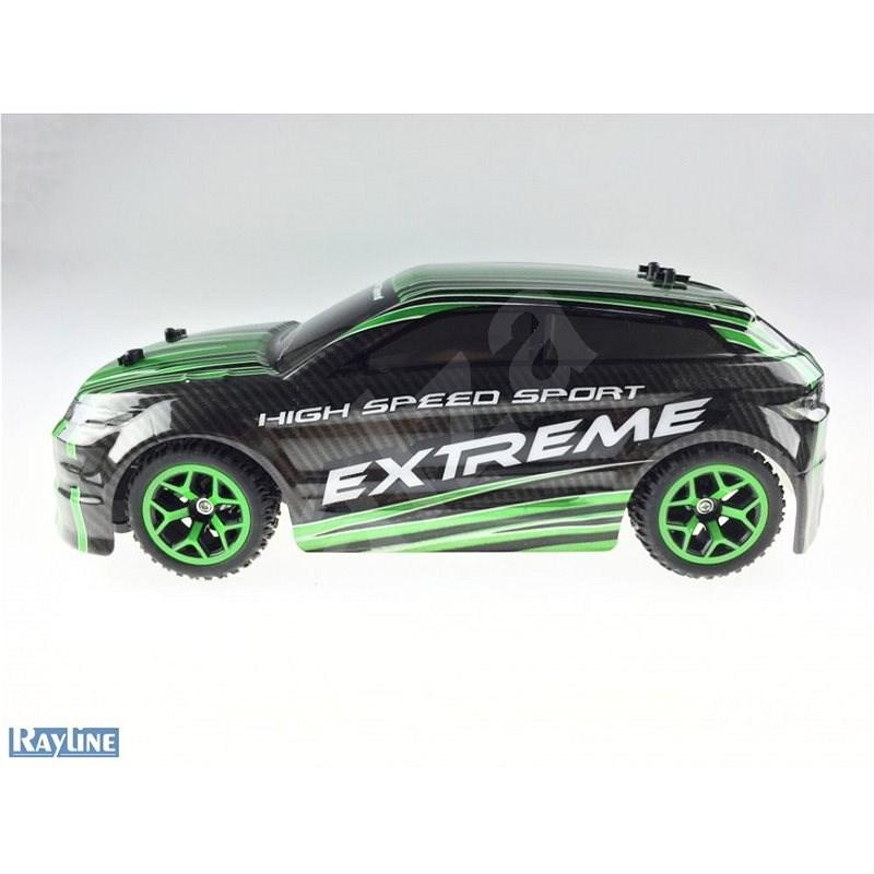 X-Knight auto 1:18 RTR 4WD zelený - RC auto na dálkové ovládání