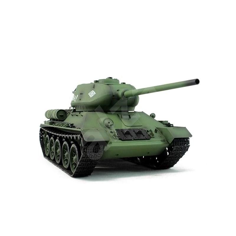 Tank T34/85 BB 2,4Ghz 1:16 - Tank na dálkové ovládání
