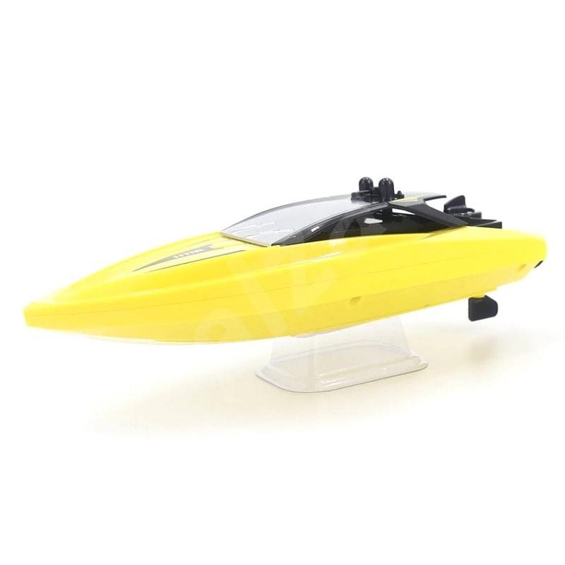 Závodní miniloď H116 - Loď